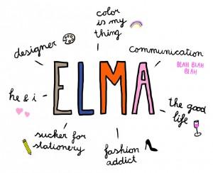 Studio Stationery elma